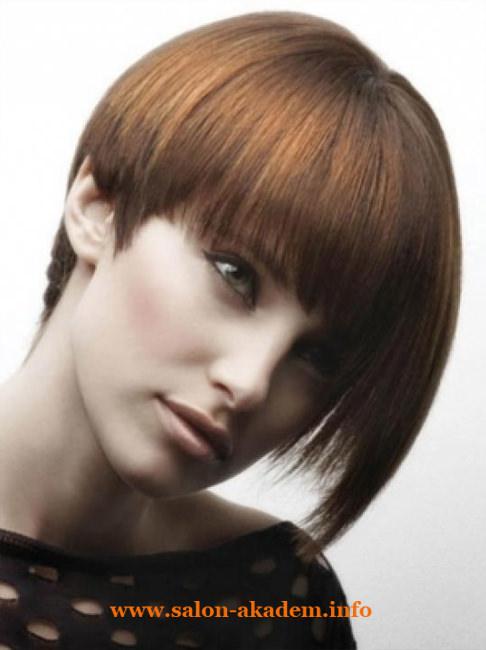 Прическа боб на тонкие волосы
