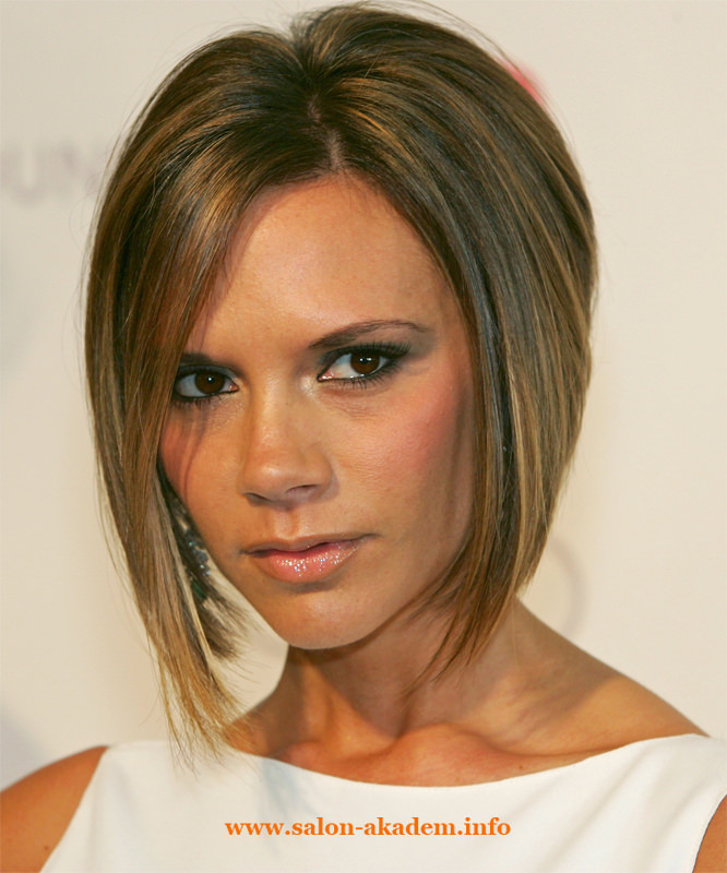 Victoria beckham new haircut