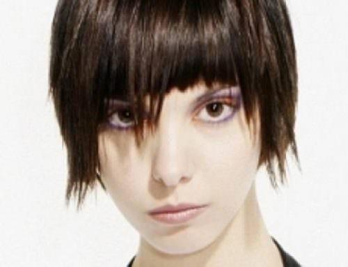 Причёска каскад на короткие волосы