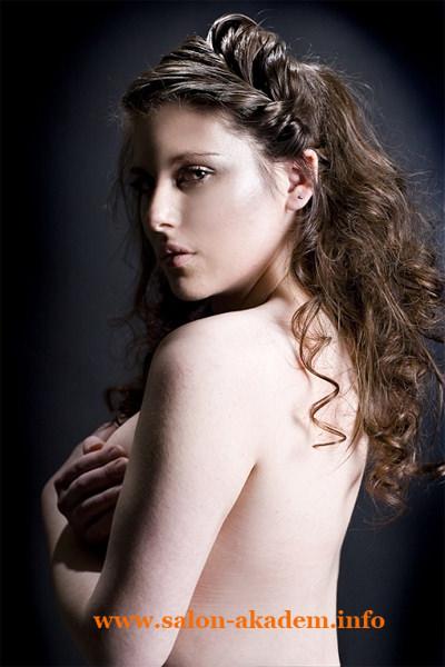 Прически в греческом стиле для длинных волос
