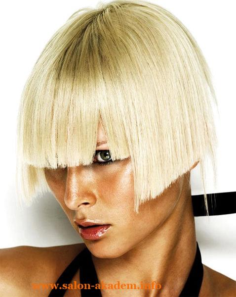 Стрижки боб на короткие волосы