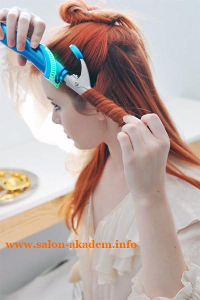 прическа мальвина с косой