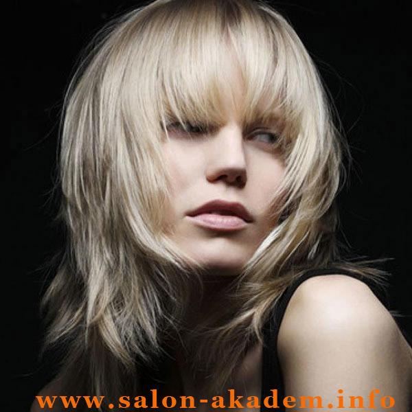 Прическа итальянка на средние волосы фото
