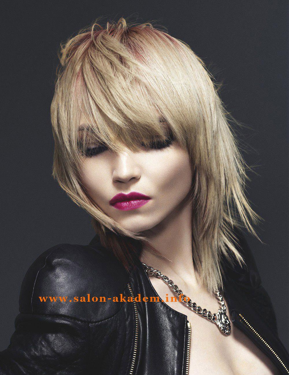 Прическа шапочка женская на средние волосы фото