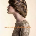Стрижка шапочка у девушек